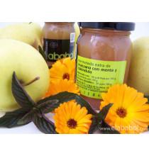 Manzana con Menta y Caléndula-elababol-comprarenred.com