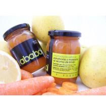 Zanahoria y Manzana al Aroma de Limón-elababol-comprarenred.com