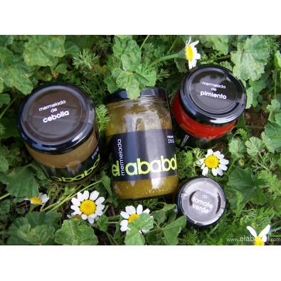 6 mermeladas gourmet de 215 gr El Ababol -elababol-comprarenred.com