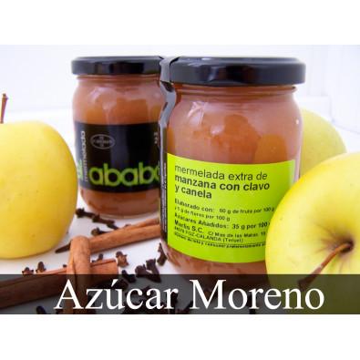 Manzana con Clavo y Canela con Azúcar Moreno-elababol-comprarenred.com