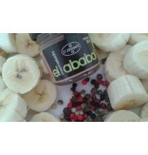 Plátano a las Cinco Pimientas-elababol-comprarenred.com